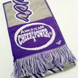 Other - American Cheer Power Cheerleader Scarf